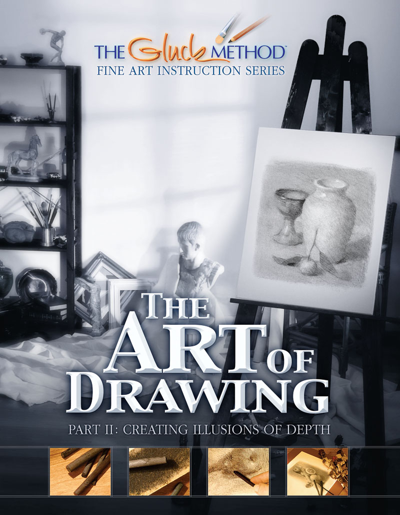 The Art of Drawing- Part II - Creating Illusions of Depth