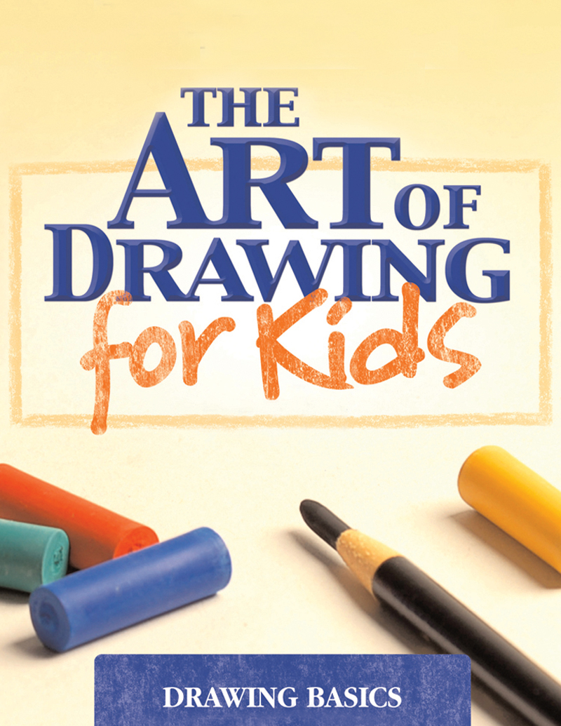 The Art of Drawing for Kids Online Course