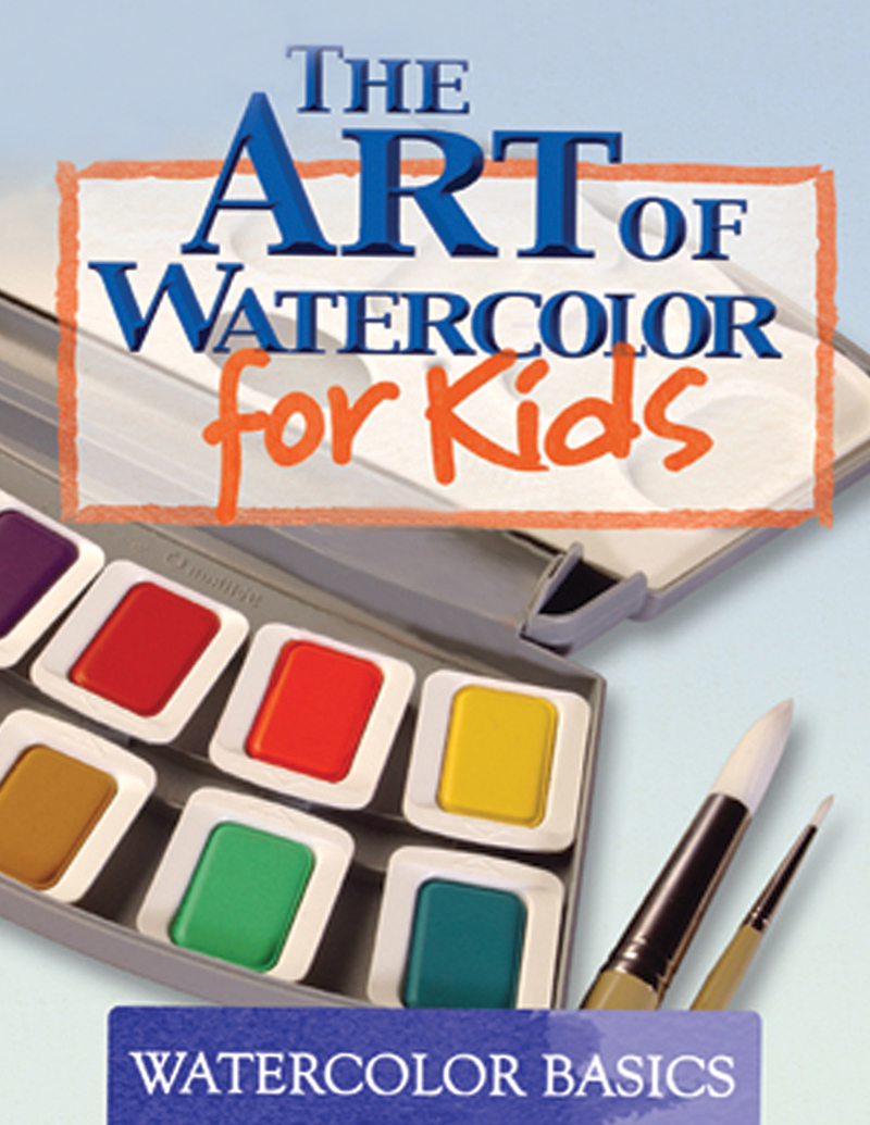 The Art of Watercolor for Kids Online Course