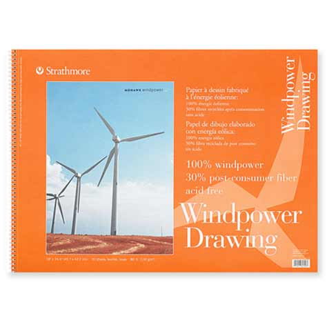Windpower Drawing Pad