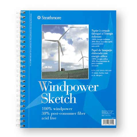 Windpower Sketch pad