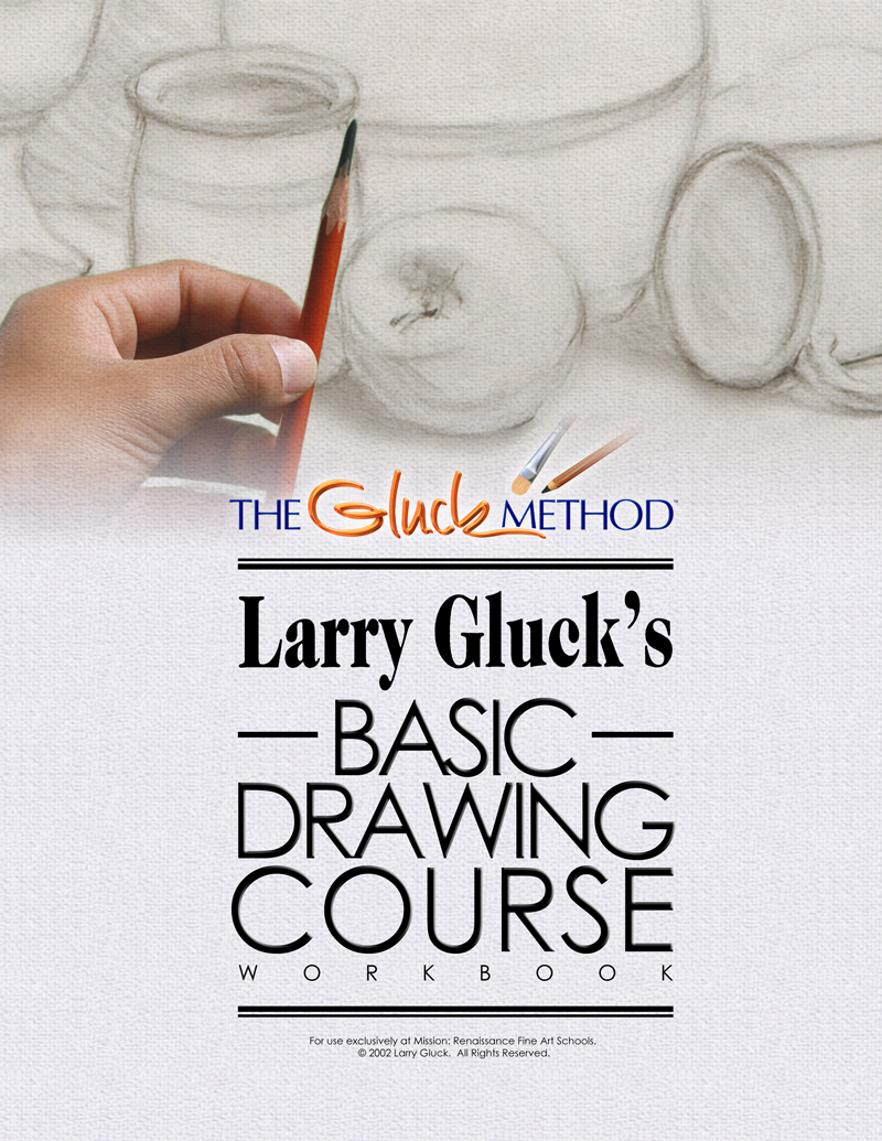 The Basic Line Drawing Course by Larry Gluck