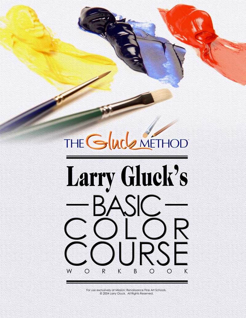 The Basic Color Course by Larry Gluck